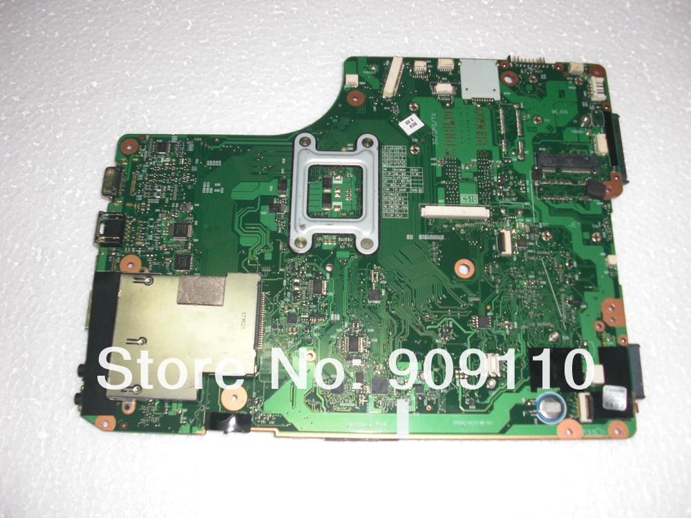 все цены на  A500/505 integrated  HM55 GMA HD DDR3 for Toshiba Salellite laptop motherboard  A500/A505 V000198150  онлайн