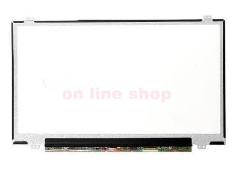 14'' LAPTOP LCD LED SLIM LSCREEN N140HGE-EAA Rev C1 B140HTN01 N140HGE-EB1 N140HGE-EBA LP140WF1 SPK1 30 pin EDP