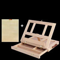Wooden Folding Easel 5D Diy Diamond Painting Accessories Tools Mosaic Diamond Embroidery Cross Stitch Decoration Home