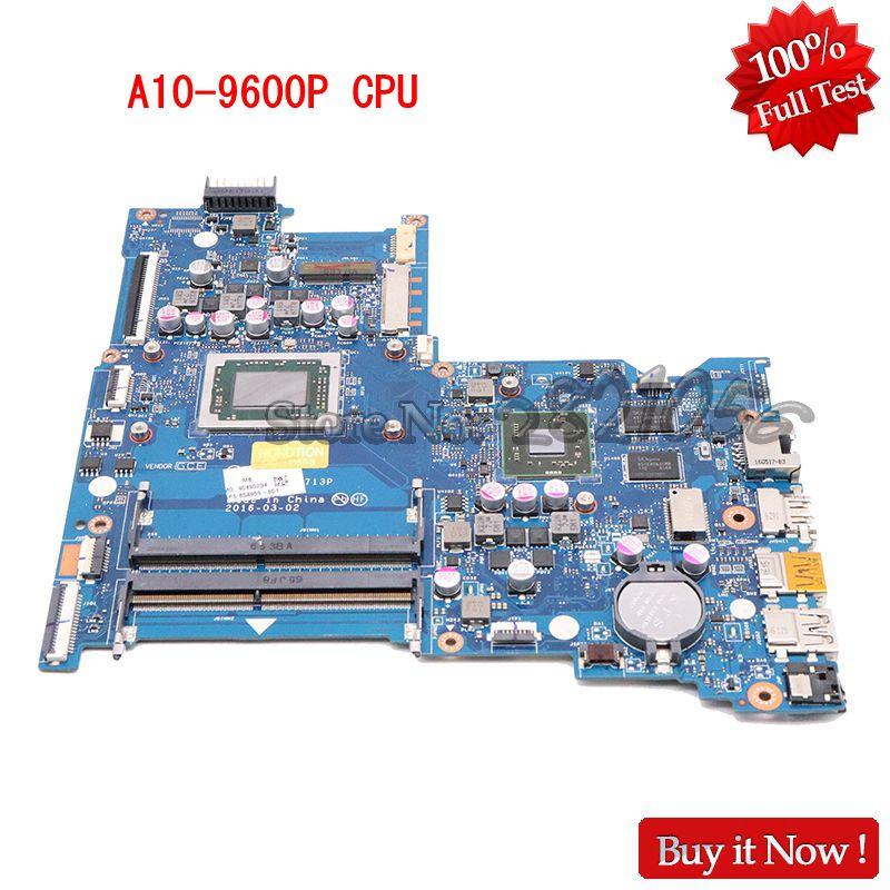 NOKOTION BDL51 LA-D713P 854959-601 854959-001 For HP 15-BA Laptop Motherboard A10-9600P CPU R8 M445DX Graphic