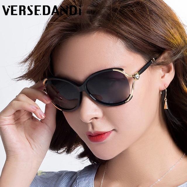 22bfa01d7b8 Fashion Ladies Styling Round Polarized Sunglasses Women Gradient UV400  Shades 2018 Classic Oval Oversize Sun Glasses for Women
