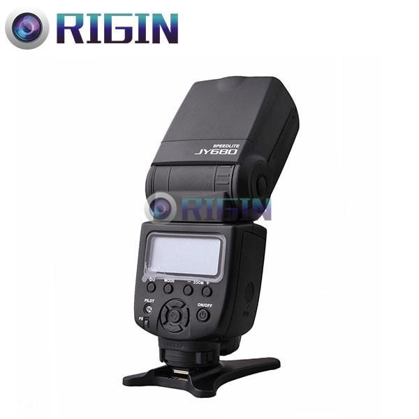 ФОТО VILTROX JY-680 Camera flash universal type GN58 Single point For Canon/Nikon,ETC Free Shipping