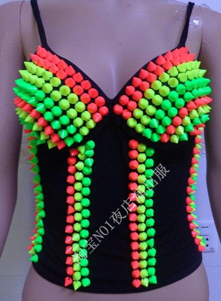 Multicolor Bright Rivet...