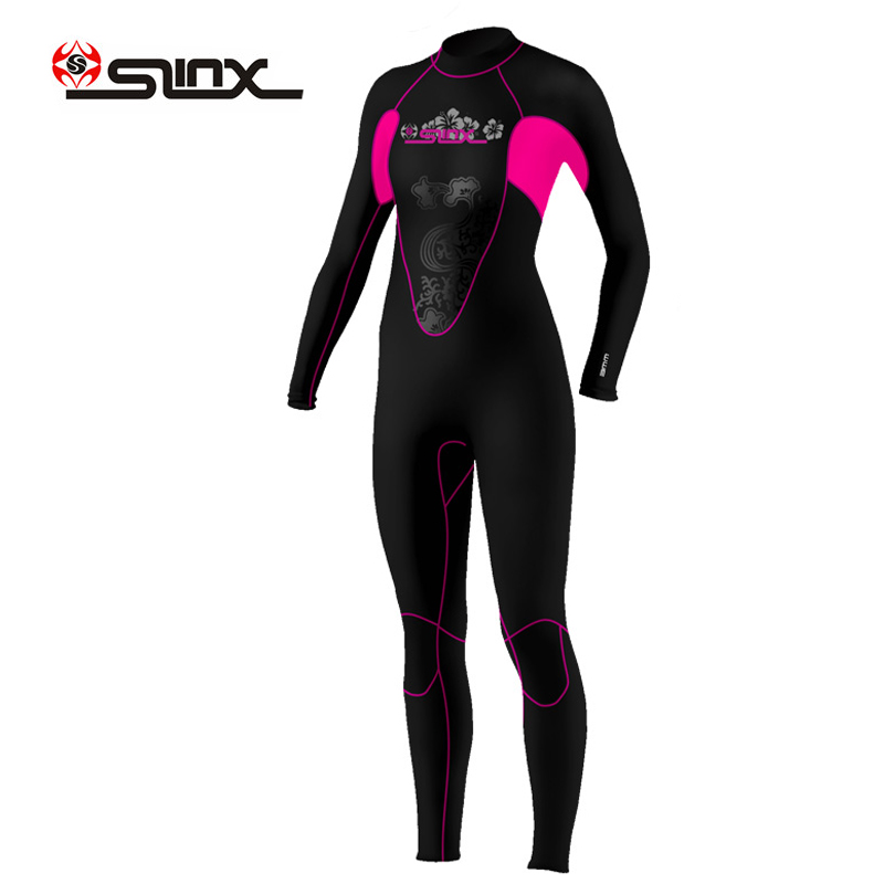 Slinx 3mm wetsuis women aqualung neoprene diving equipment surfing wet suit jumpsuit wetsuit suits for cold