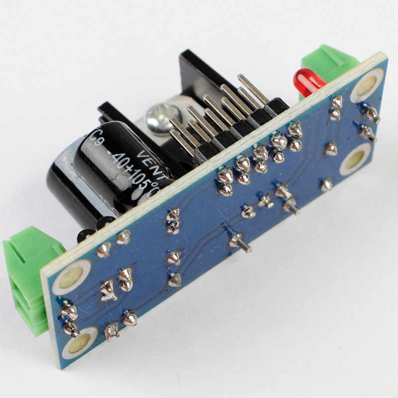 L7812 Step Down 14.5V-35V To 12V Power Supply Module DIY Kit