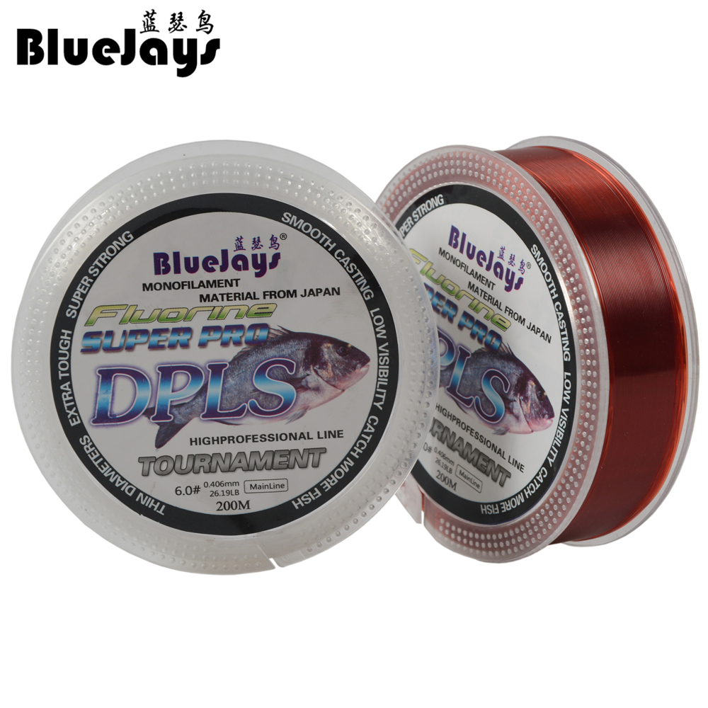 Promotion fishing line brand super strong japanese 200m for Best fishing line brand
