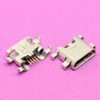 YuXi Micro USB jack For Huawei Ascend P7 P7-L07/L09/L00/G660-L075/C199/G760/G7 charging port connector image