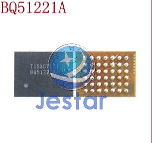 10pcs/lot BQ51221A BQ51221 charging ic for samsung G9200 G925F G9250 S6