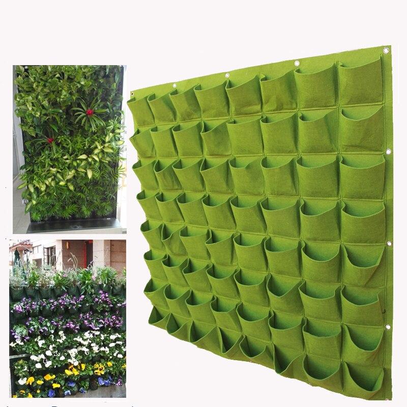 Pocketgarden Висят Горшки стены горшок вертикальный сад цветочные горшки и кашпо висит горшки, кашпо сада
