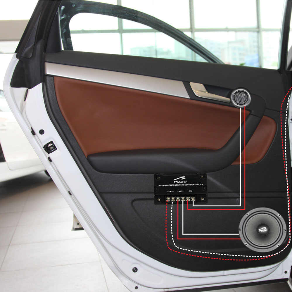 Detail Feedback Questions About Car Front Door Car Audio Upgrade