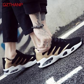 11052f2f Мужская повседневная обувь кроссовки c воздушными подушками, уличная  дышащая мужская обувь для взрослых Ayakkabi Krasovki