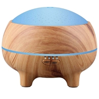 300Ml Aromatic Oil Diffuser Bluetooth Music Speaker Ultrasonic Air Humidifier 15 Color Change Led Lights