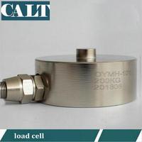 DYMH 101 Plana Caixa De Membrana da Célula de Carga Sensor de Peso de Teste de Compressão e Tensão Bidirecional 50 100 200 300 500kg 1 2 3 5 Ton|Instrumentos de medição de nível| |  -