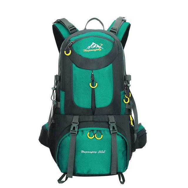 60L Camping en plein air étanche alpinisme randonnée sacs à dos voyage sacs à dos tactique Sport escalade