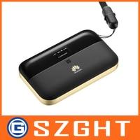 Nuovo huawei e5885 router 4g rj45 cat6 300Mbps 4g wifi hotspot tasca wi-fi sim card Ethernet 6400mAh E5885Ls-93a Mobile di WiFi PRO