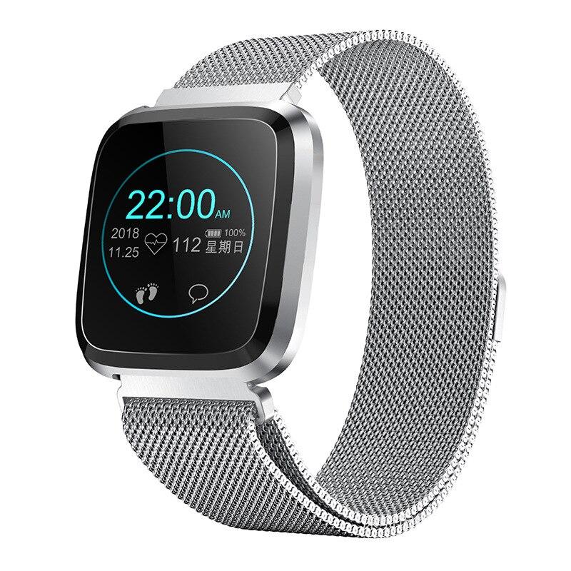 Smart Watch Bracelet Waterproof Multifunction Sport Watch Heart Rate Monitor Blood Pressure Fitness Activity Tracker Smartwatch