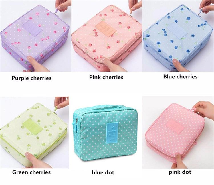 HTB1xW6qCpGWBuNjy0Fbq6z4sXXa7 - Fashion Travel Nylon beauty makeup bags water-proof cosmetics bags