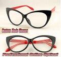 Кошка глаз формы случаях необходимо заказ оптический Близорукость очки Для Чтения-1-1.5-2-2.5-3-3.5-4. 0-4.5-5-5.5-6