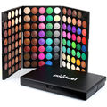 Moda 120 Colores de Sombras de Ojos Paleta de Cosméticos Herramienta De Maquillaje De Ojos Sombras de Ojos Set