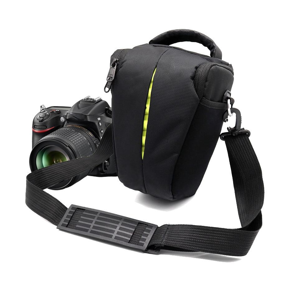 DSLR Camera Case bolsa protectora para Nikon D5600 D5500 D5300 D5200 D5100 D5000 D3400 D3300 D3200 D3100 D3000 D7000 Cámara bolsa