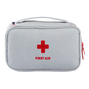 Image 2 - Portable Plus Size Waterproof First Aid Bag Kit Camping Pouch Home Medical Emergency Travel Rescue Case Bag Medical Package
