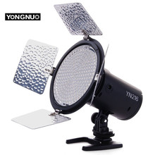 YONGNUO YN-216 YN216 LED Video Camera Light w Adjustable 3200K-5500K Color Temperature for Canon Nikon DSLR Cameras