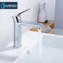 Everso водопроводный кран Раковина Водопроводной воды ванной кран смеситель тщеславия torneira Cachoeira Grifo де Lavabo