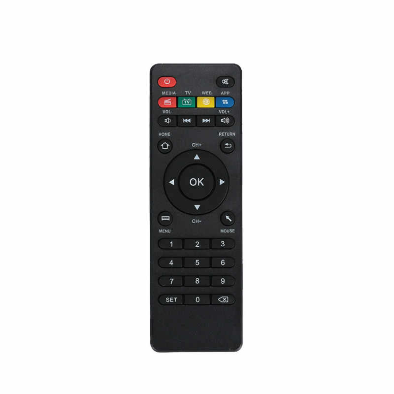 Telecomando di Ricambio per MXQ/X96/V88/MX T95N T9M Android TV Box TV Set-top box di Controllo Remoto
