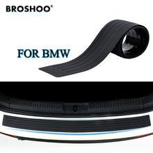 Broshoo автомобильный Стайлинг резиновый задний протектор бампера