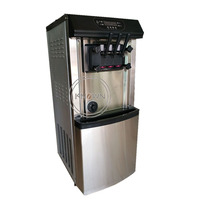 30 40L/H Automatic soft ice cream machine ice cream making machine commercial ice cream maker for sale