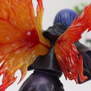 Image 3 - アニメ東京グール桃 Kirishima Kaneki ケン PVC アクションフィギュアおもちゃ東京グール図モデル