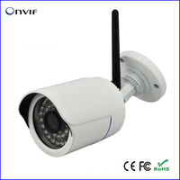 Onvif p2p hd wifi wireless ip camera outdoor waterproof with 2 way audio