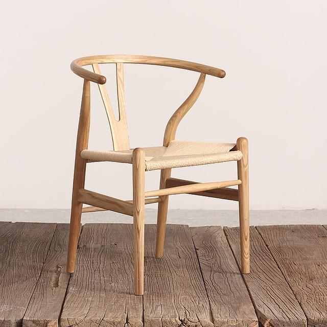 Esszimmerstühle ikea  Skandinavischen modernen chinesischen stuhl ikea futon Hand rattan ...