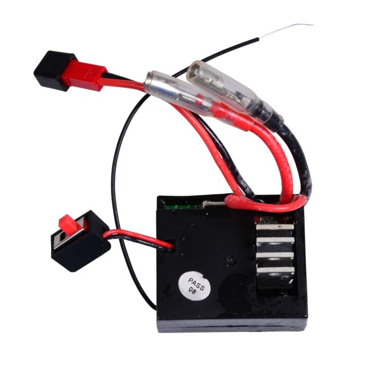1/18 4WD WLtoys A949 A959 A969 A979 K929 Receiver Parts A949-56 RC Car Spare Circuit Board