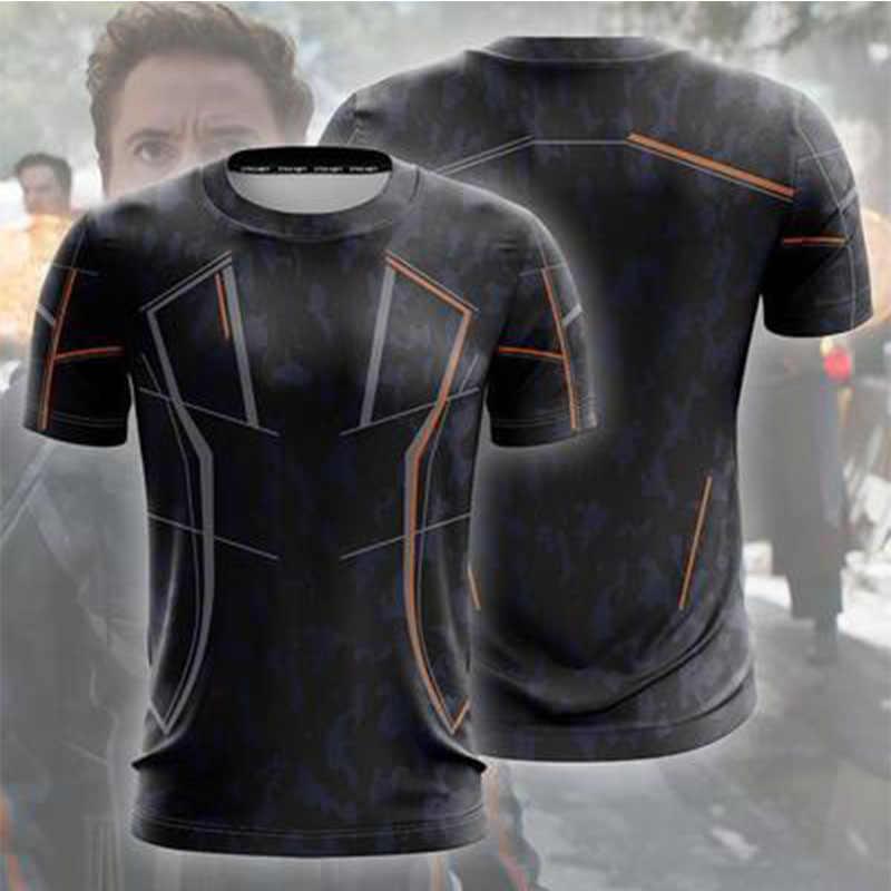 Мстители 3 Бесконечность ВОЙНЫ ЖЕЛЕЗНЫЙ ЧЕЛОВЕК Tony Stark толстовка с капюшоном для мужчин 3D печати толстовки Уличная Повседневная Толстовка для косплея