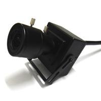 HD 1 0MP 720p Mini CCTV Network IP Camera ONVIF 2 0 P2P 2 8 12mm