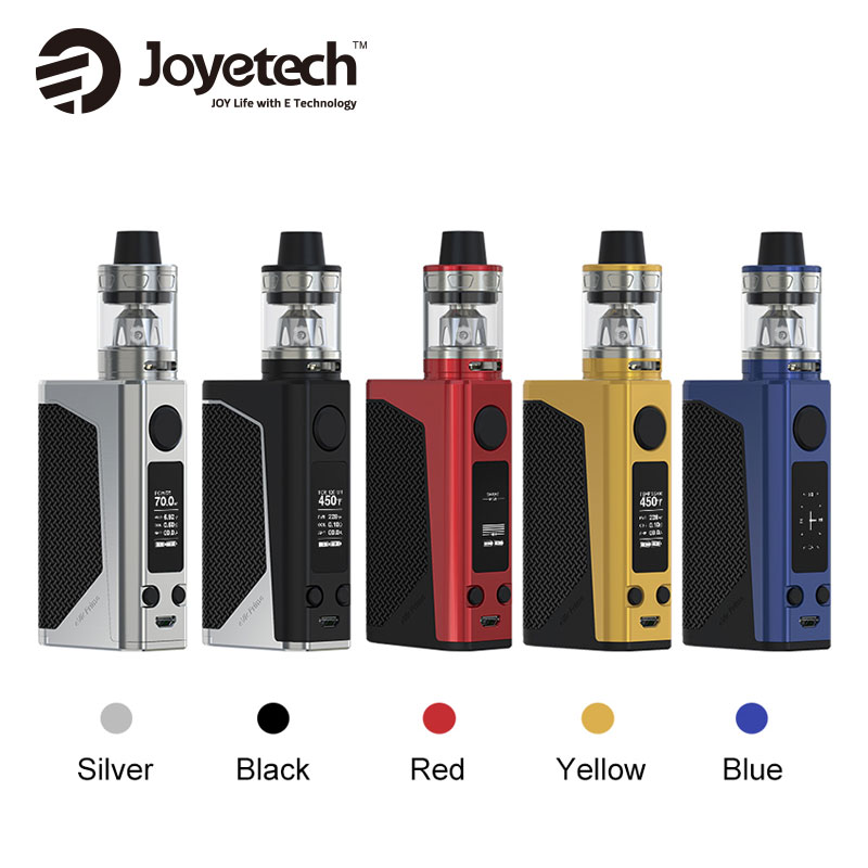 Original 228W Joyetech EVic Primo 2 0 Vaping Kit 4ml ProCore Aries Atomizer W ProC Coils