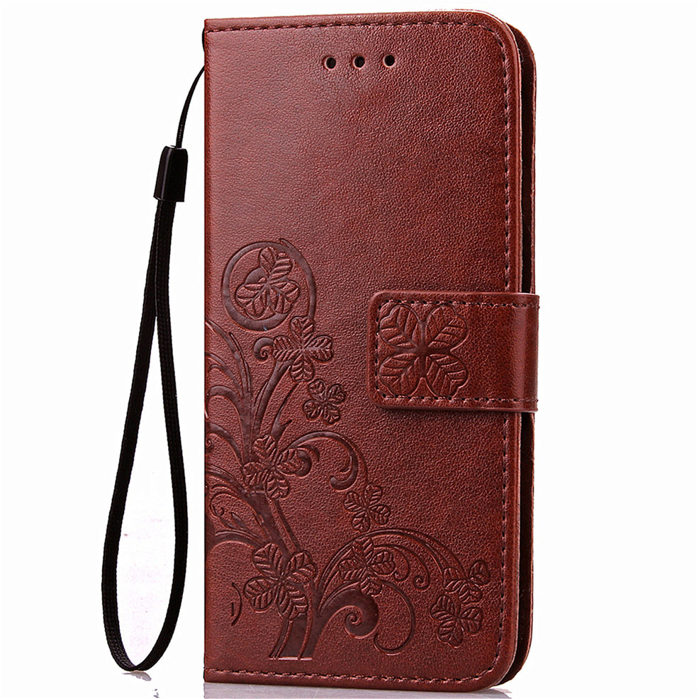 Nuevos estilos Estuche de teléfono de cuero de PU de lujo para - Accesorios y repuestos para celulares - foto 2