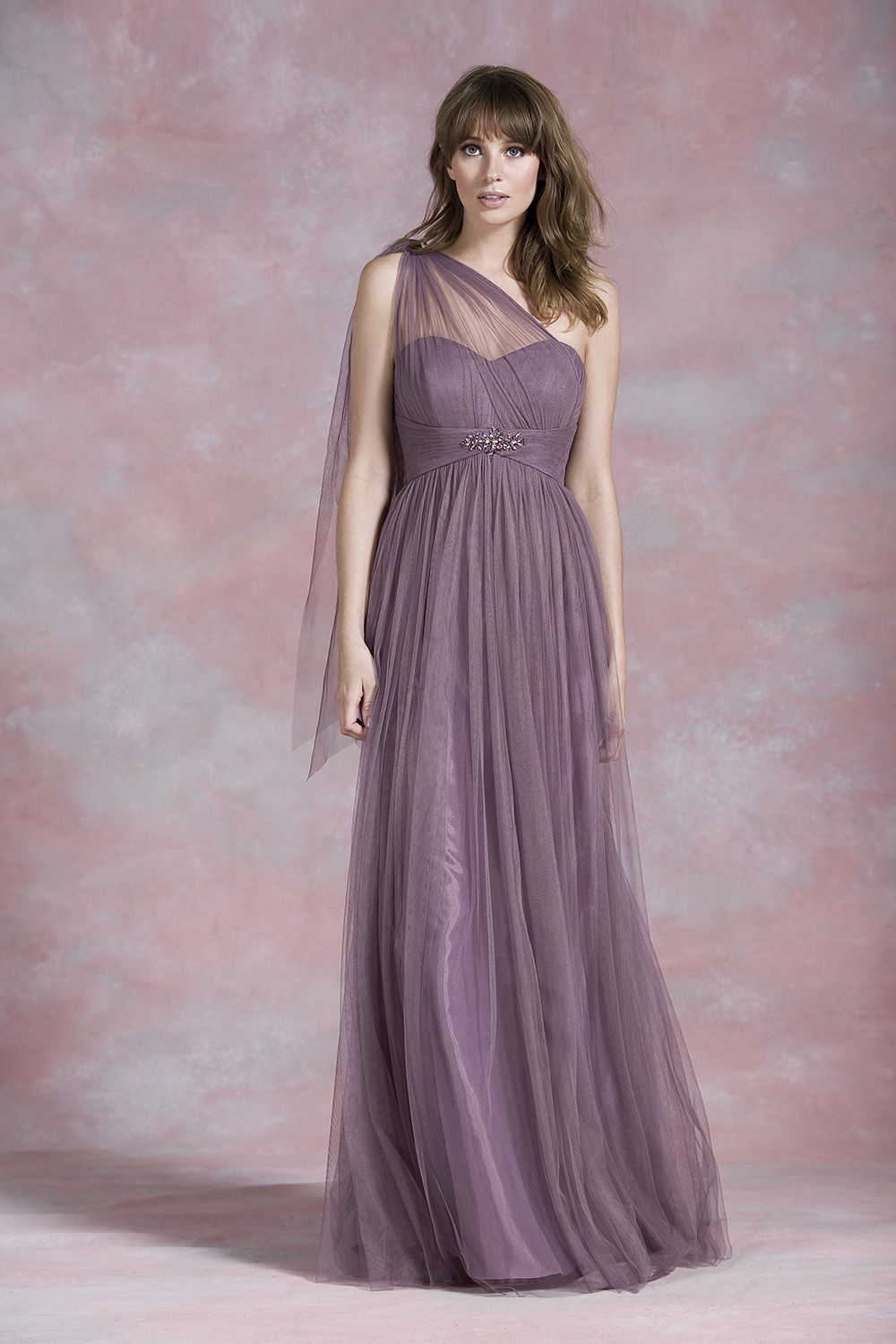 b8b4d5f332d5 Convertible Dresses Empire Tulle Long Pregnant Bridesmaid Dresses Many  Style Multiway Elegant Girl Wedding Party Dresses RBD14-in Bridesmaid  Dresses from ...