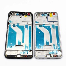 For Honor 8 Lite LCD Screen Frame Faceplate For Huawei P8 Lite 2017 Middle Frame Bezel Housing Cover