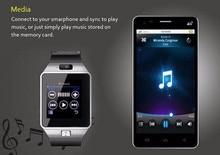 Neueste Bluetooth Smartwatch antilost smart uhr für HTC xiaomi Android Phone Smartphones