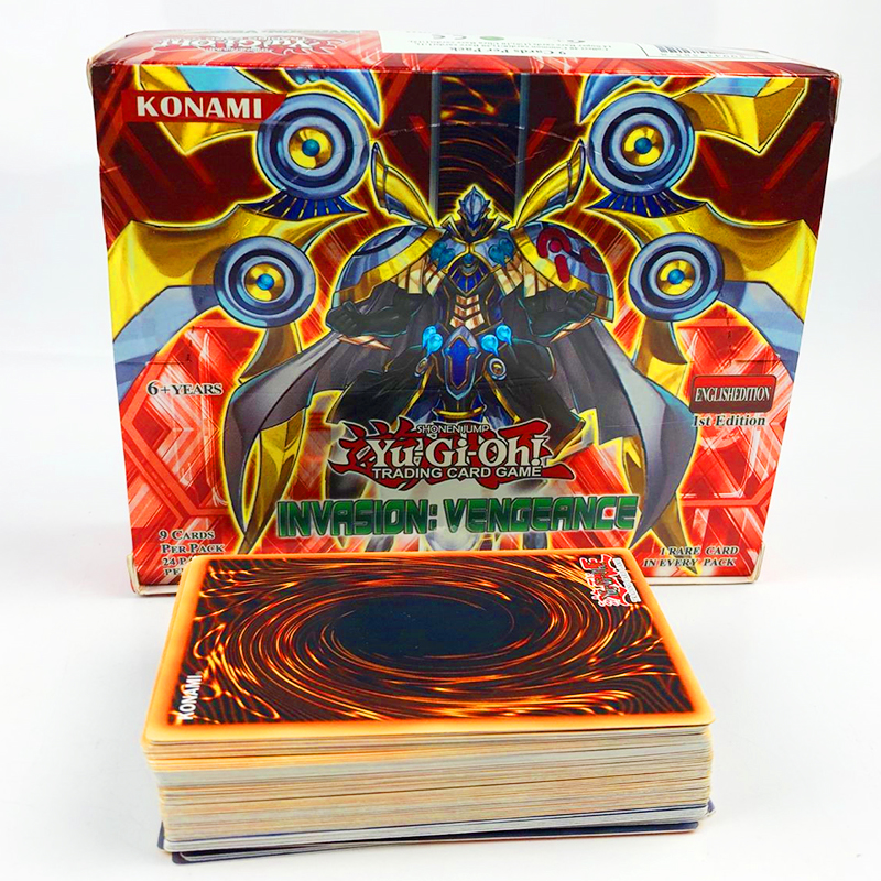 60pcs / Set Rare Flash Cards Yugioh Yu Gi Oh Game Paper Cards Children Toys Girl Child Collection Yu-Gi-Oh Card
