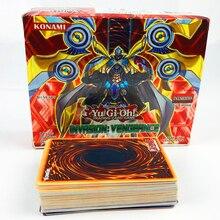 60pcs / set Rare Flash cards Yugioh Yu Gi Oh game paper children toys girl child collection Yu-Gi-Oh card