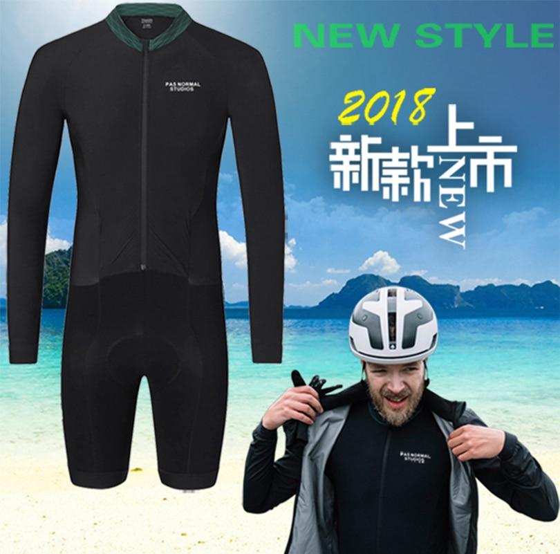 Runchita TOP QUALITY PRO TEAM AERO cycling skinsuit long sleeve triathlon skinsuit men Spring and autumn