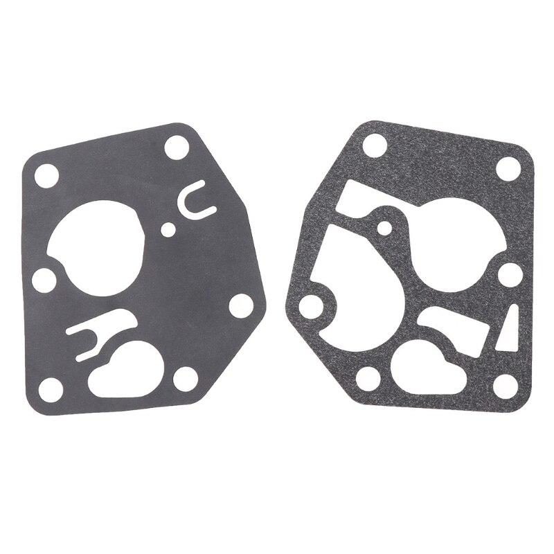 Trwałe convenient1 zestaw uszczelka membrany gaźnika dla Briggs & Stratton 495770 795083 5083H dla akcesoriów samochodowych
