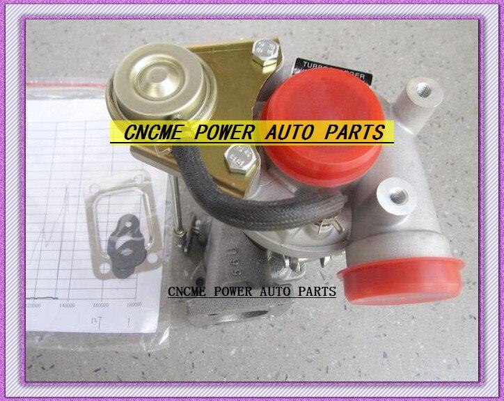 TURBO TD04-12T 49177-03140 49177-03160 Turbocharger For Mitsubishi Pajero L200 Bobcat S250 Skid Steer Loader Kubota V3300-T 3.3L (1)