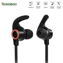 Wireless Bluetooth Earphone Magnetic Sport Headphone For Xiaomi iPhone 8 Bluetooth Headset Headphone With Mic Noise-cancellation