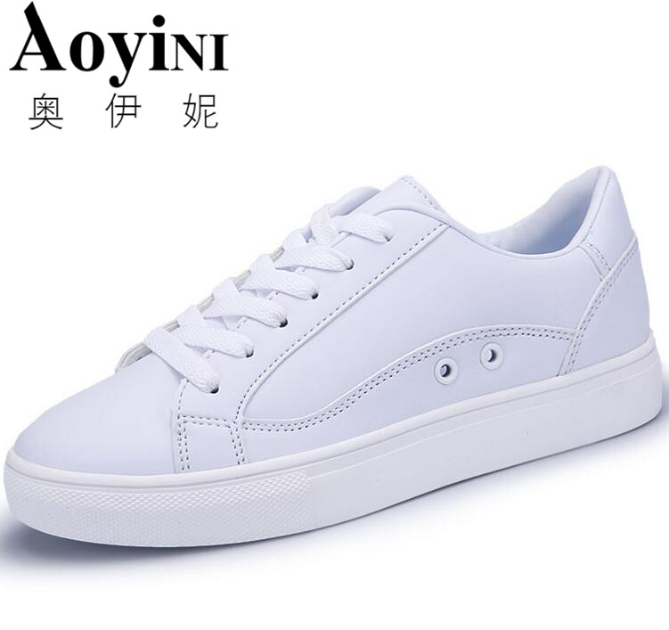 Fashion White Sneakers Women 2018 Tenis Feminino Casual Shoes Women Outdoor Walking Shoes Women Slip On Flats Chaussure Femme first dance fashion candy printed women shoes breathable female casual slip on shoes woman loafers outdoor walking 3d chaussure