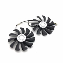цена на Brand New Original Video Card Cooling Fan HA9010H12F-Z for MSI GeForce GTX1050 GTX1060 GTX960 P106