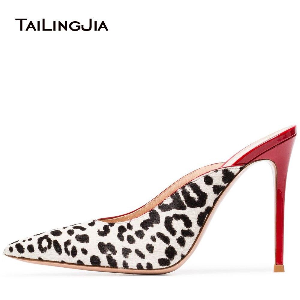 7de678b3922 Leopard Sexy Noche Blanco Zapatos Mujeres Sandalias Las Talón Del Gran  Fábrica De Alto China Leopardo Punta White Tacón Verano Vestido Tamaño  Proveedor ...